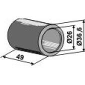 Bague en pvc diamètre 26 mm