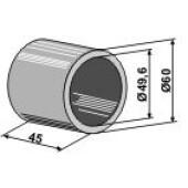 Bague métal diamètre 49,6 mm