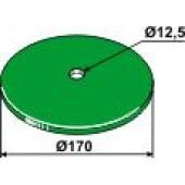 Ressorts à lame diamètre 170 KVERNELAND adaptable – 057067