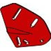 Bride de fixation pour ailette droite LZ1.051.01 de charrue Vogel et Noot VOGEL ET NOOT adaptable – LZ1.051.01