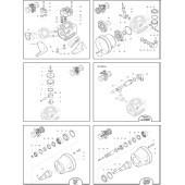 Raccord 1/2 pour pompe de pulvérisation AR303, AR403 (44)