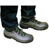 Chaussures de sécurité Sperian avec tige en cuir recouvert PU sur pied
