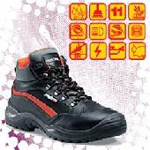 Chaussures de sécurité Blade Leather S3 Worktime
